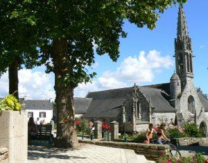 Eglise Izel Vor à La Forêt-Fouesnant