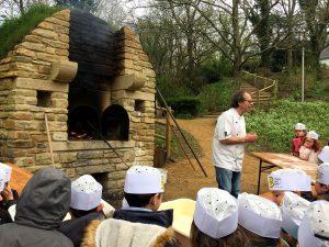 Le four à pain de La Forêt-Fouesnant