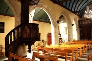 Eglise Notre Dame Izel Vor La Forêt-Fouesnant