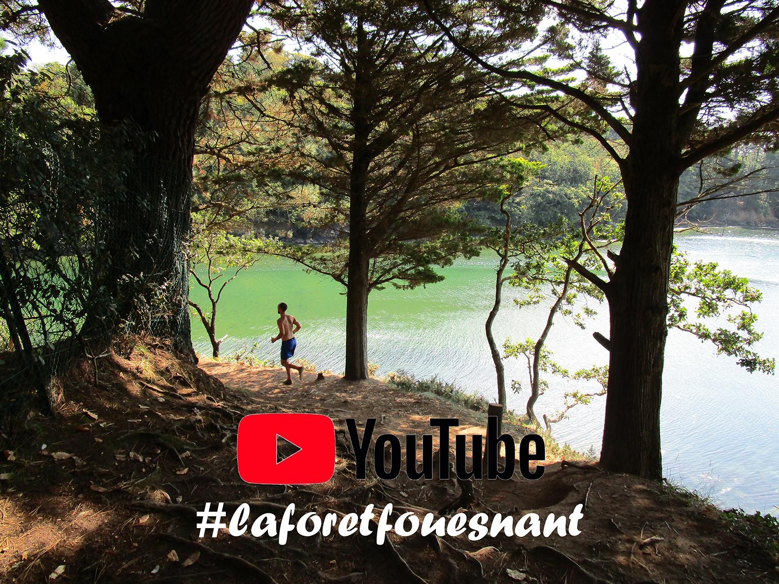 Chaîne Youtube LaForêtFouesnantTourisme