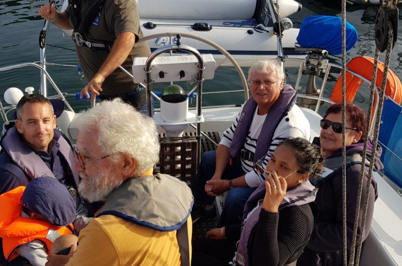 Excursion commentée sur les phares avec Jacques Paul