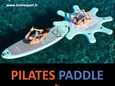 Pilates paddle by Tolmesport