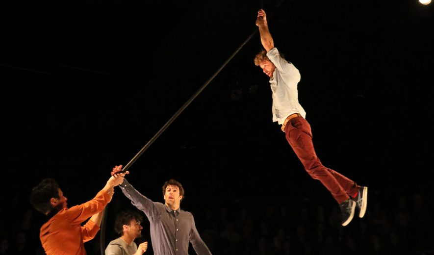 Cirque : FAMILLE CHOISIE (3 représentations)