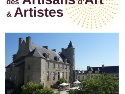 AFFICHE-MARCHE-ARTISANS- pont-l'Abbé – Pays Bigouden Sud