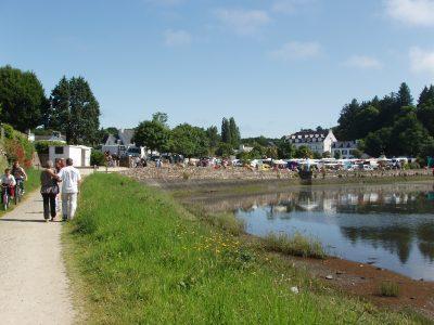 Place de la Baie – La Forêt-Fouesnant
