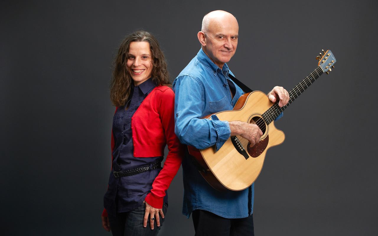 Harmonie Dan Ar Braz & Clarisse Lavanant