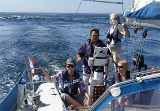 Compagnie Bretagne Ecotourisme «Audierne Voile»