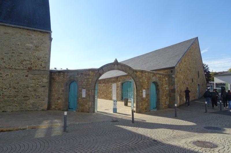 Portail principal – FHEL © Tourisme Landerneau Daoulas