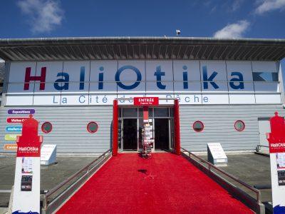 Facade Haliotika