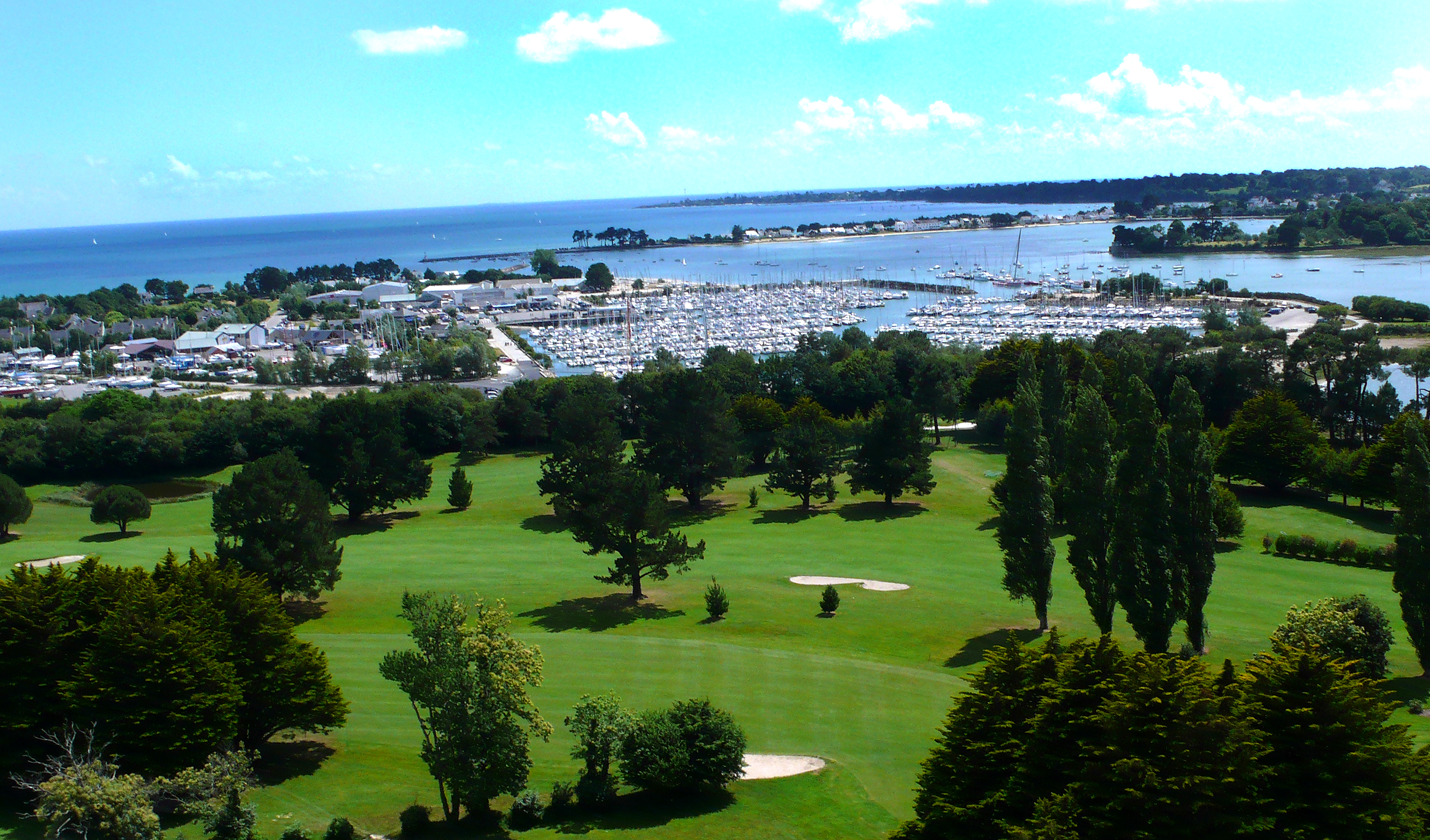 Initiation gratuite de golf – ANNULEE