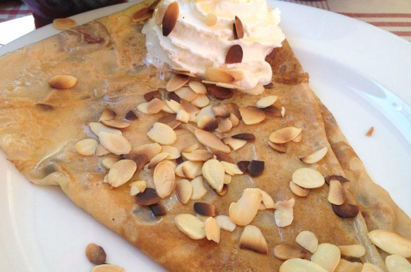 Crêpe dessert – Crêperie de la Baie