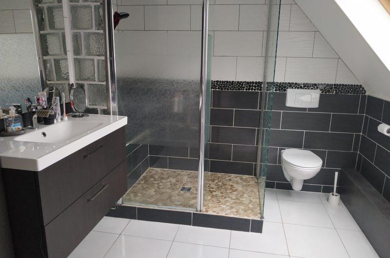 Salle d'eau & salle de bains