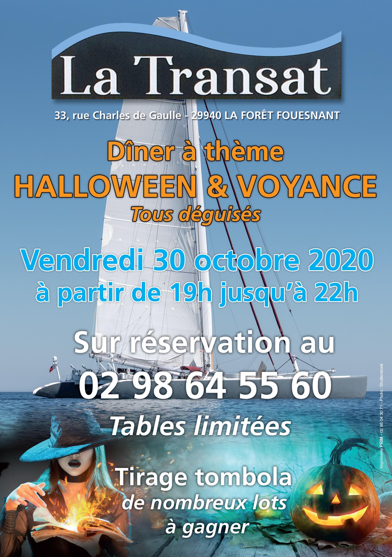 Dîner à thème – restaurant La Transat