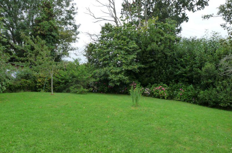 Jardin privatif clos