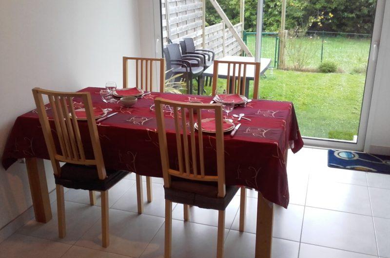 Salle à manger-cuisine