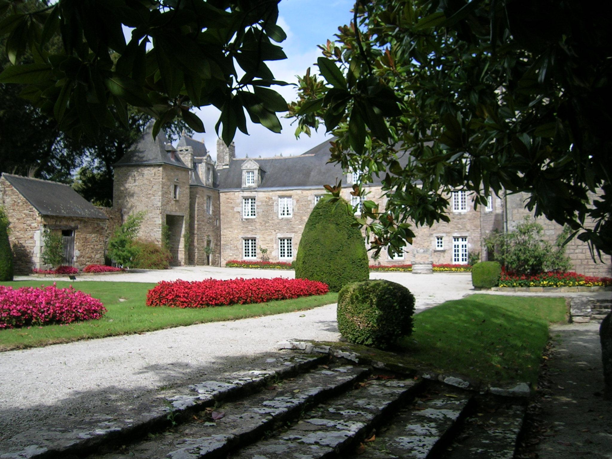 Manoir du Stang et ses jardins