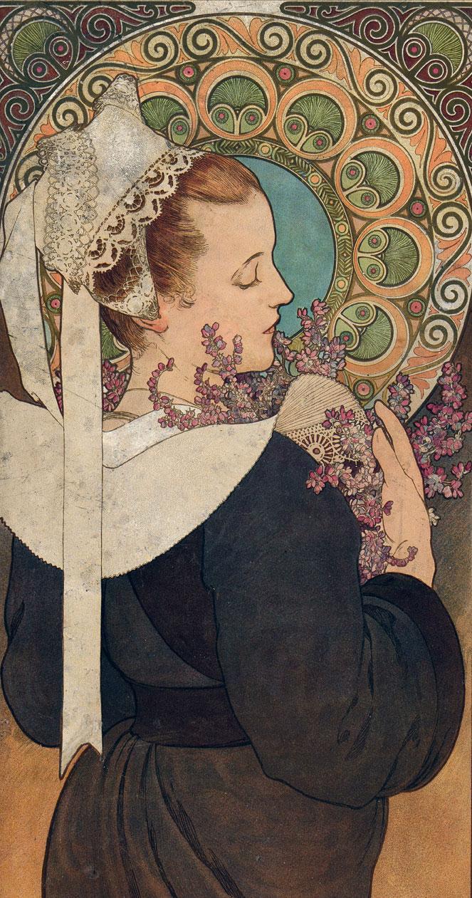 Exposition « Alphonse Mucha, la beauté Art Nouveau»