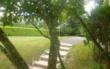 Jardin de 4000 m²