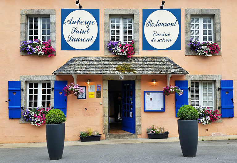 Auberge Saint Laurent