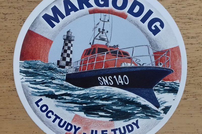 SNSM sur le marché – Loctudy – Pays Bigouden