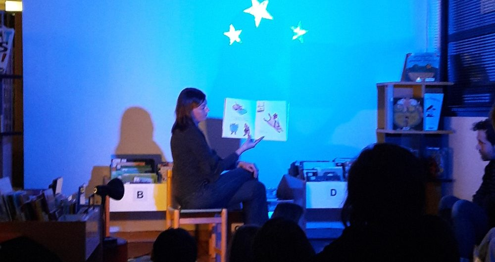 Nuit de la lecture – La Forêt-Fouesnant