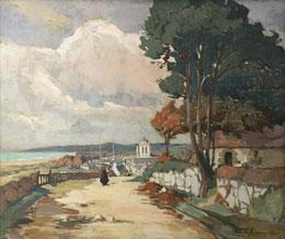 Exposition « Deux peintres en Finistère » (jusqu'au 26 avril 2020)