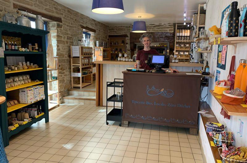 La Boucle en Vrac – épicerie