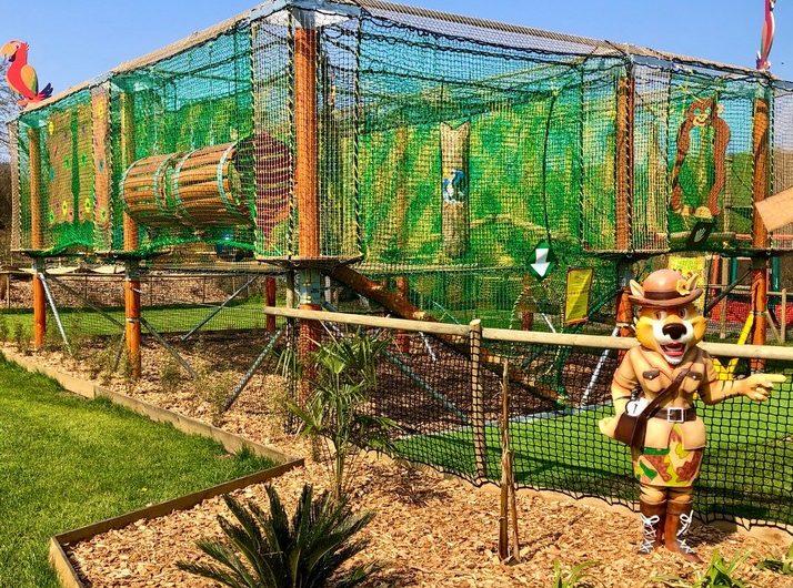 filets accrobranche aven parc 10