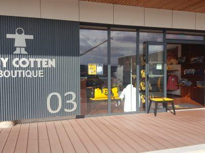 Guy Cotten Boutique – concarneau