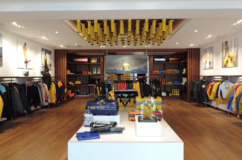 Guy Cotten Boutique – concarneau