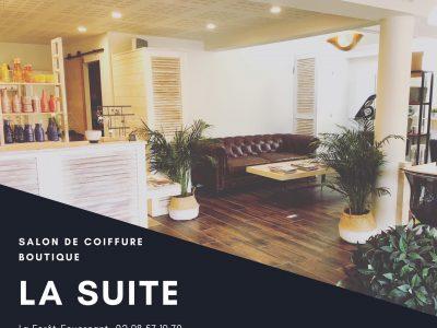 Salon de coiffure – La Suite Hair Concept Store