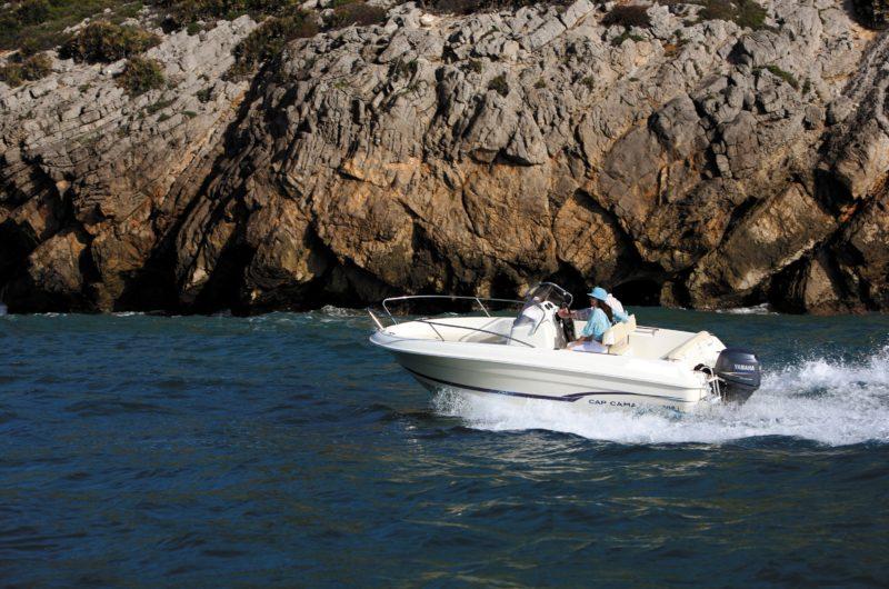 Marine West – Port La Forêt – sortie en bateau