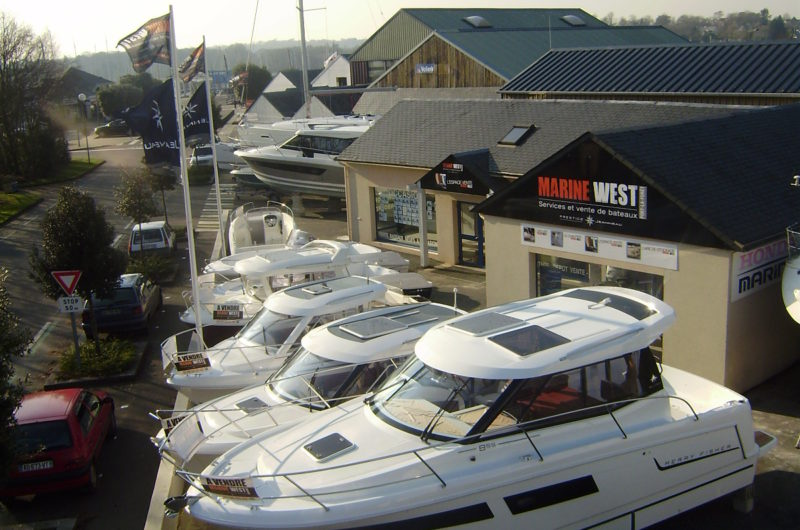 Marine West – entreprise Port La Forêt