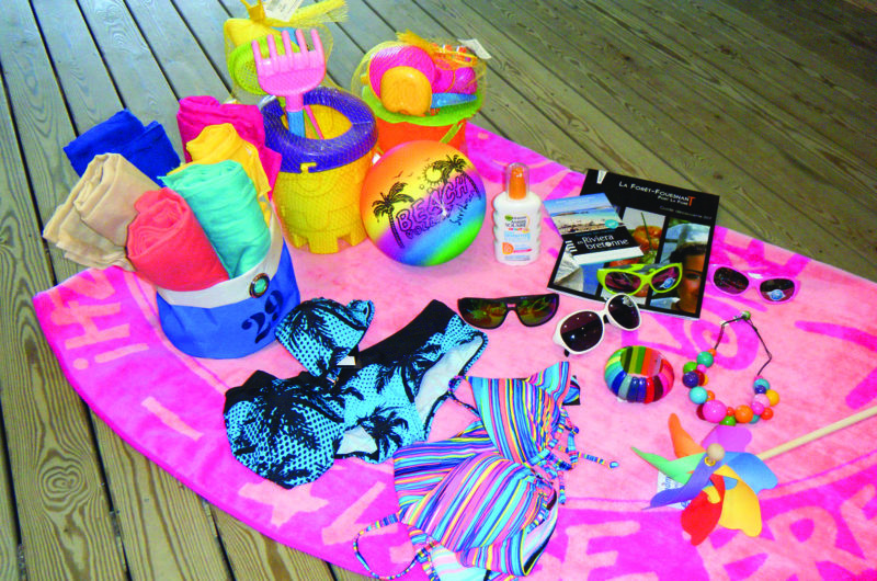 Maryn'K accessoires de plage Port La Forêt