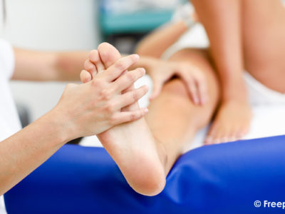 Pedicure – podologue