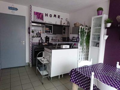 Appartement dans une petite résidence