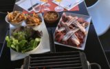 Restaurant La Grange – Port La Forêt – plat