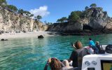 vedettes-sirenes-ile-vierge-plage-grotte © vedettes sirenes