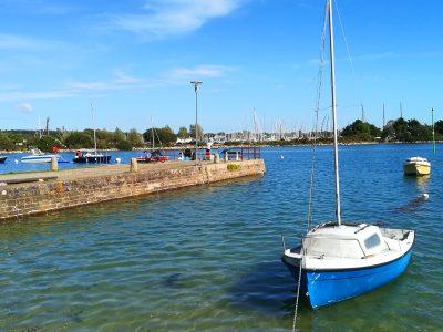 Vieux Port de La Forêt-Fouesnant